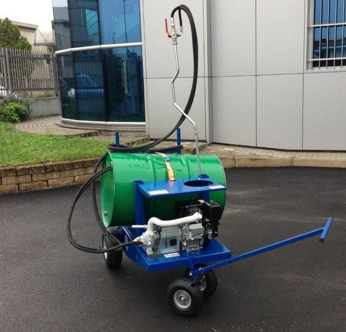 Raspanditor emulsie butoi 200 litri
