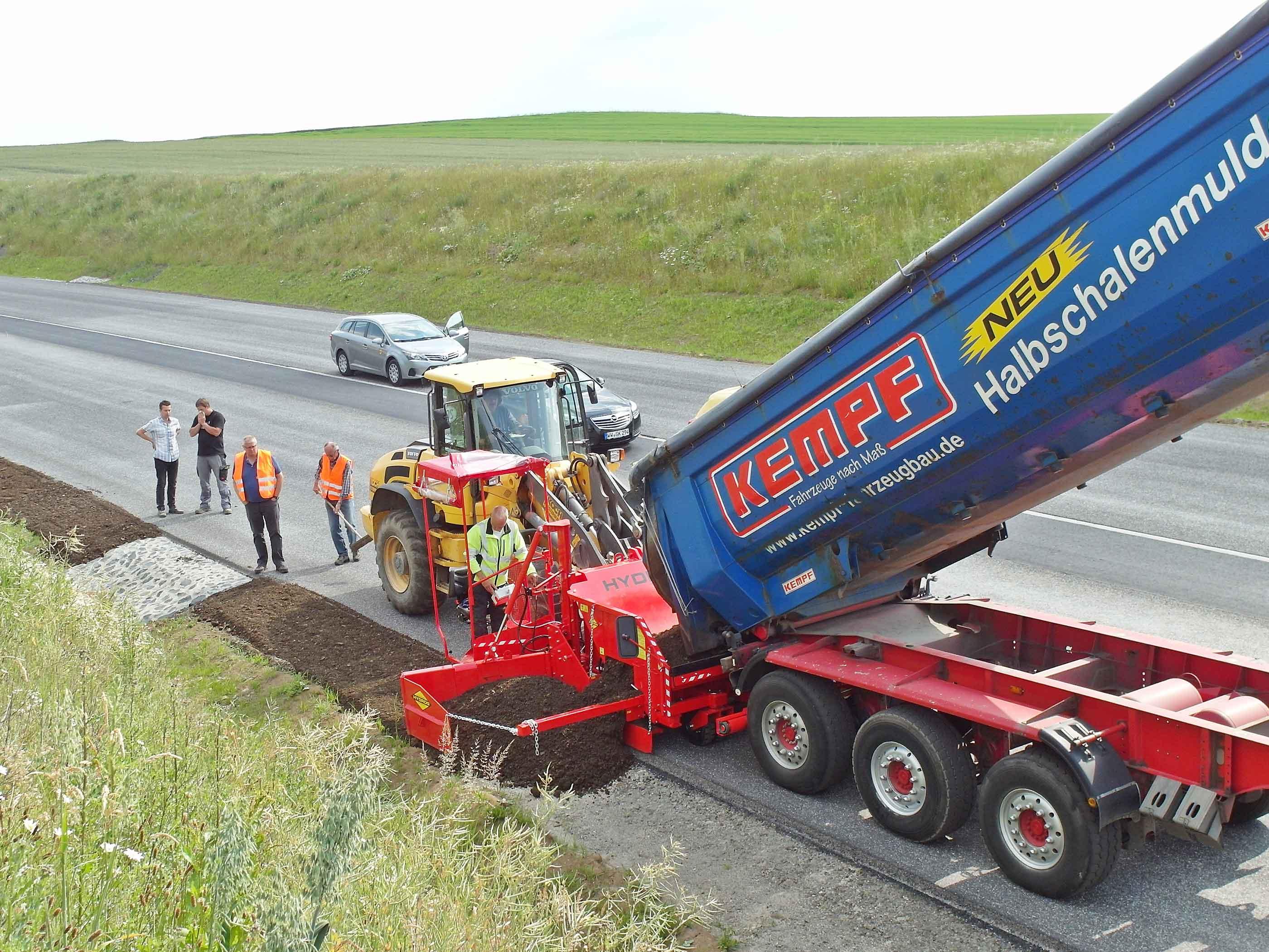 Echipamente, utilaje si masini pentru Constructie, intretinere si reparatii de drumuri