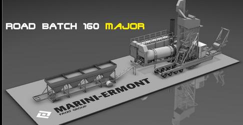 MARINI ERMONT Roadbatch 160