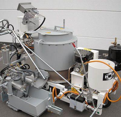 Masina de marcaj HOFMANN tip RP100-1H