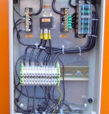 Panoul electric