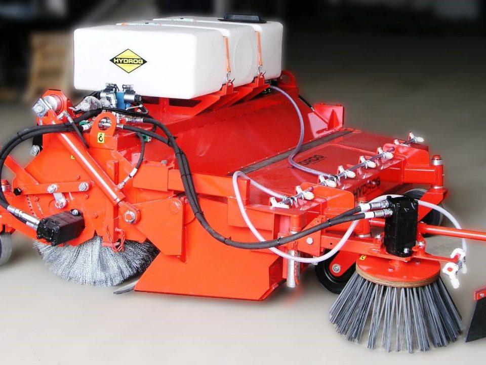 Perie hidraulica OKP-600 DUO
